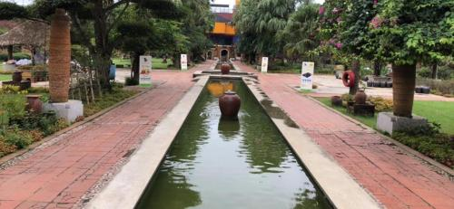 Khu nghỉ dưỡng khách hàng tại Resort Asian